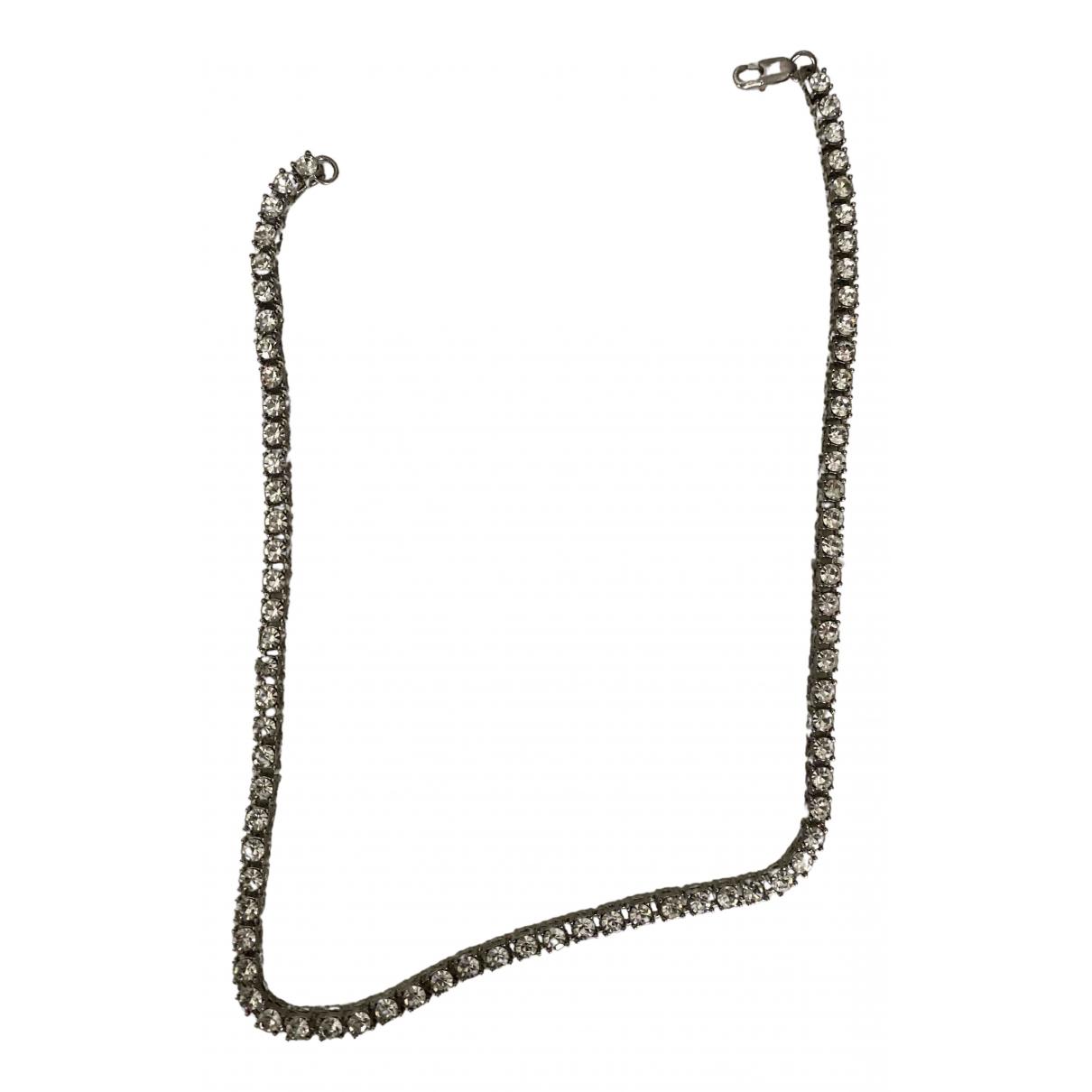 - Bijoux   pour homme en metal - argente