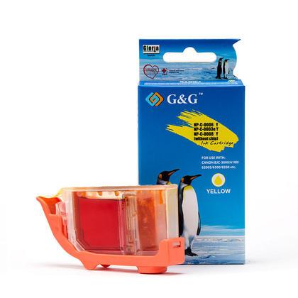 Canon BCI-6Y cartouche d'encre compatible jaune - G&G™
