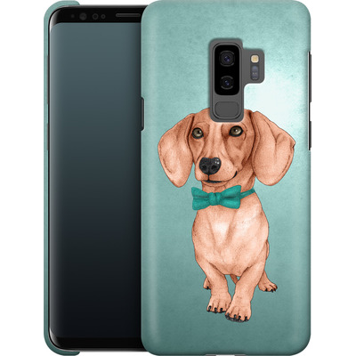 Samsung Galaxy S9 Plus Smartphone Huelle - Dachshund the Wiener Dog von Barruf