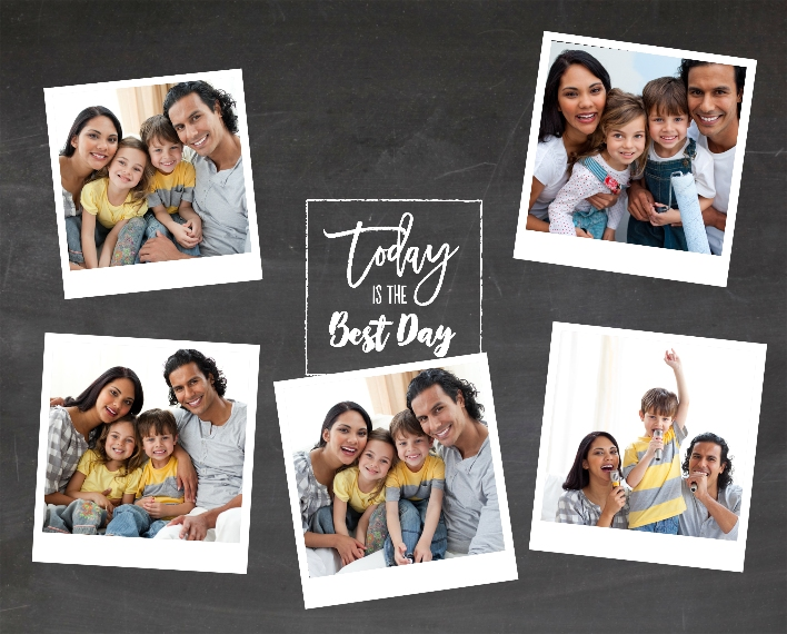Everyday 8x10 Metal Easel Panels, Home Décor -Best Day Ever