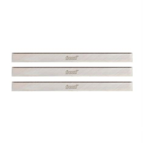 Freud 12-1/4 In. x 1 In. x 1/8 In. High Speed Steel Industrial Planer and Jointer Knives
