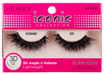 i-ENVY Iconic Collection 05 - GLAM Icon