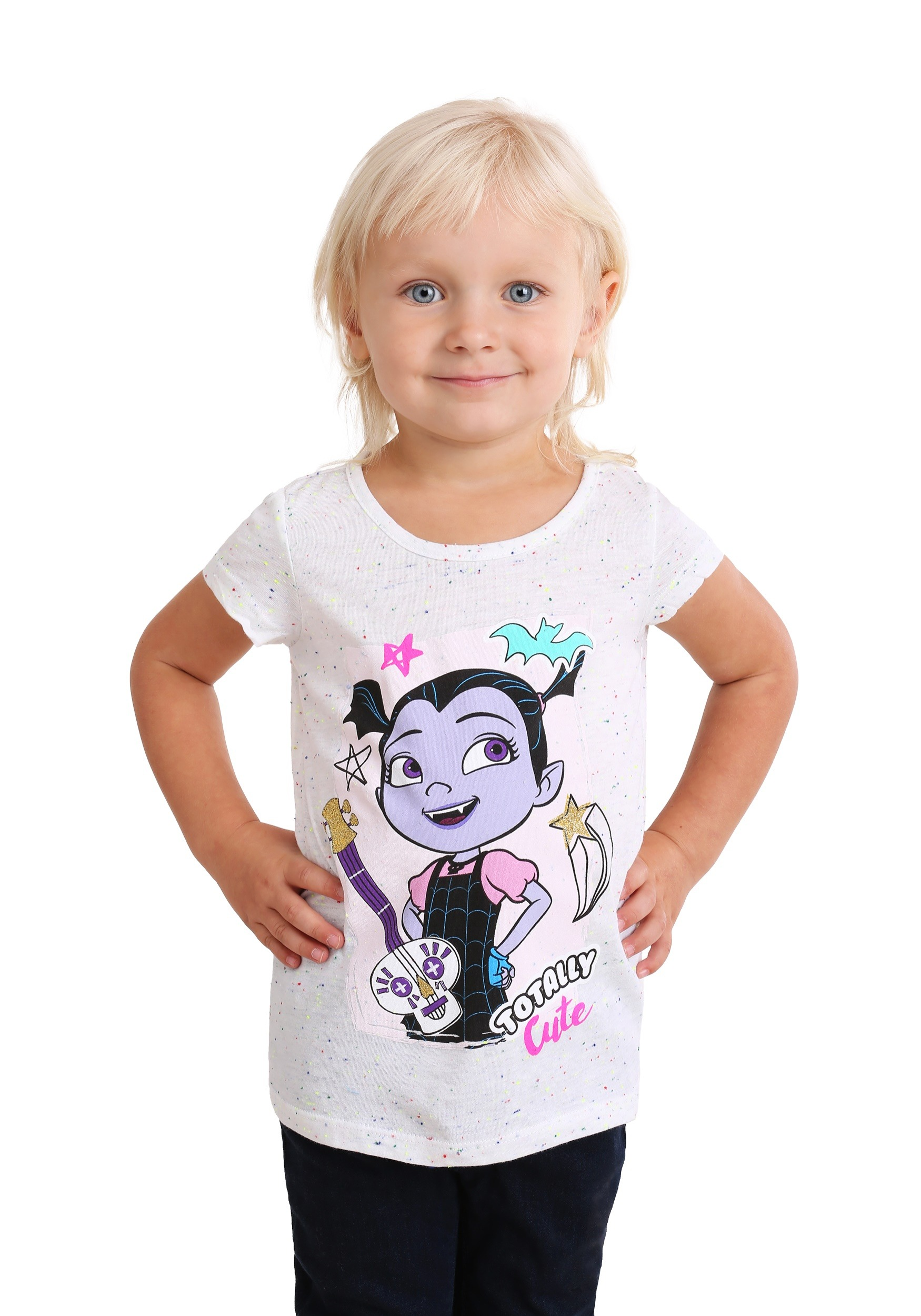 Vampirina Totally Cute T-Shirt Girl's Toddler