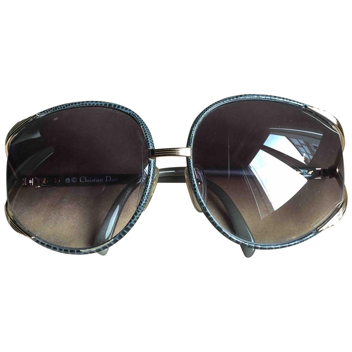 Dior \N Sonnenbrillen in  Grau Metall