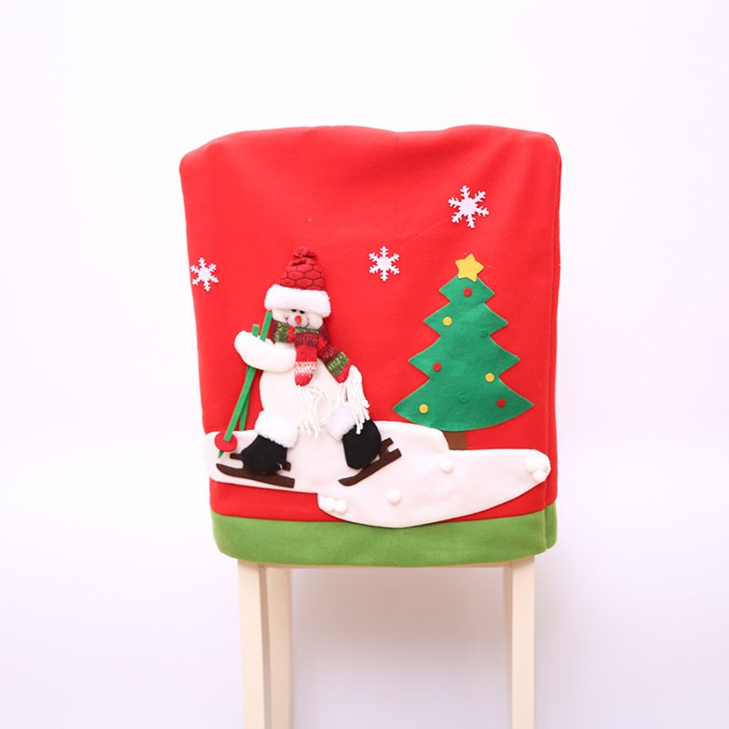 Applique Arm Chair Polyester Cartoon