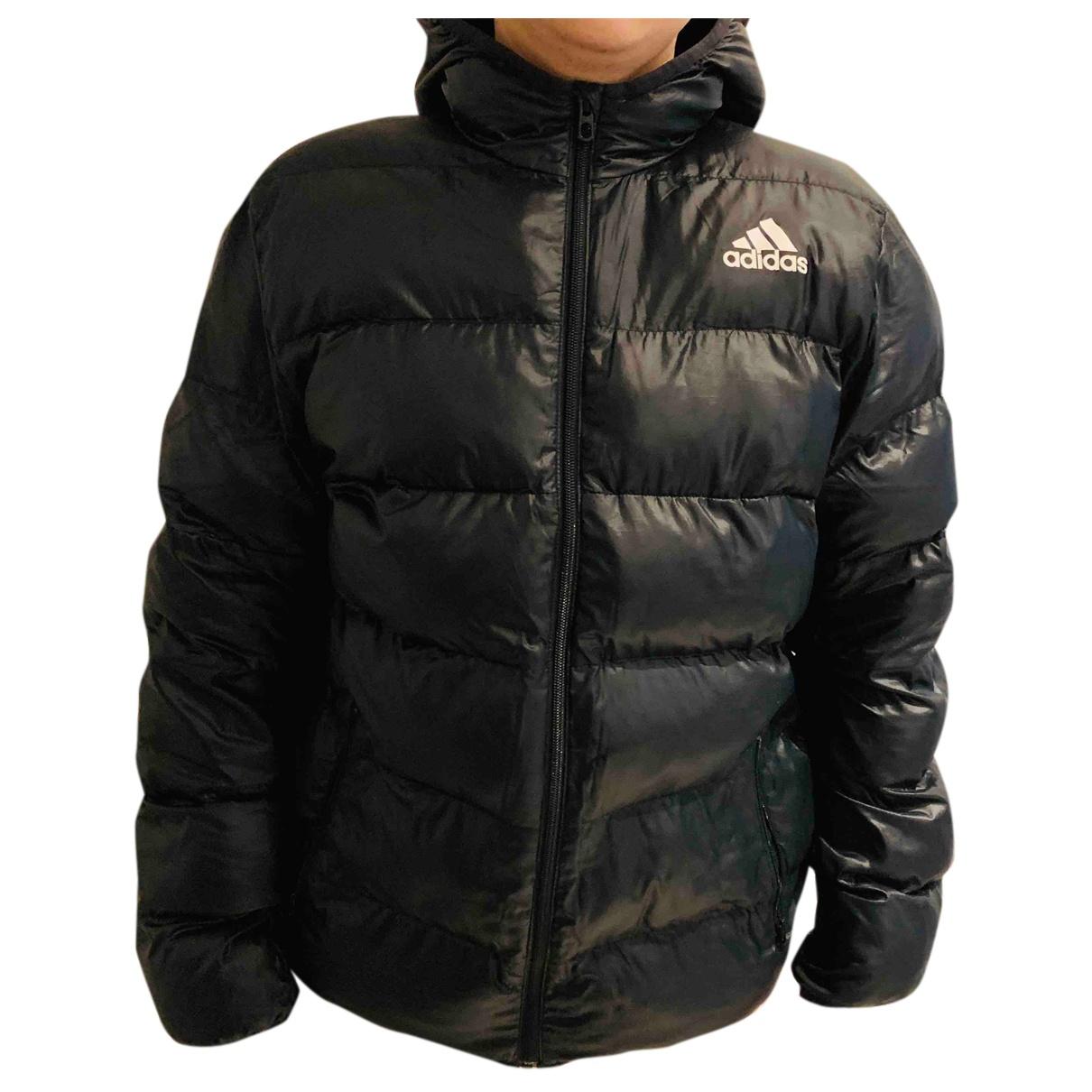 Adidas \N Maentel in  Schwarz Polyester