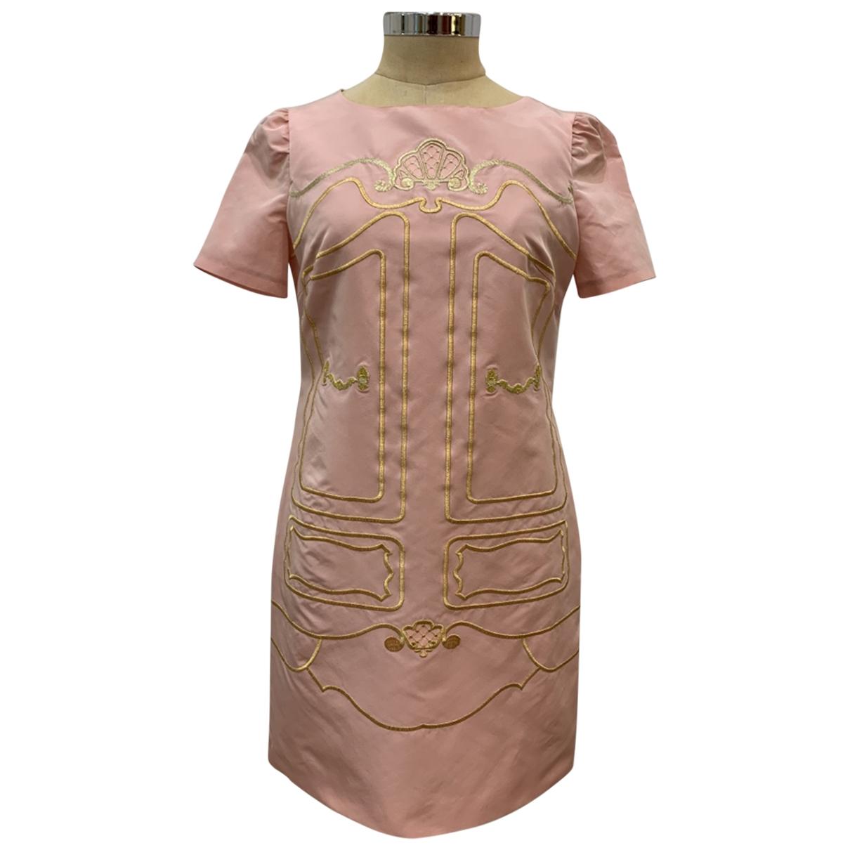 Vivetta \N Kleid in  Rosa Polyester