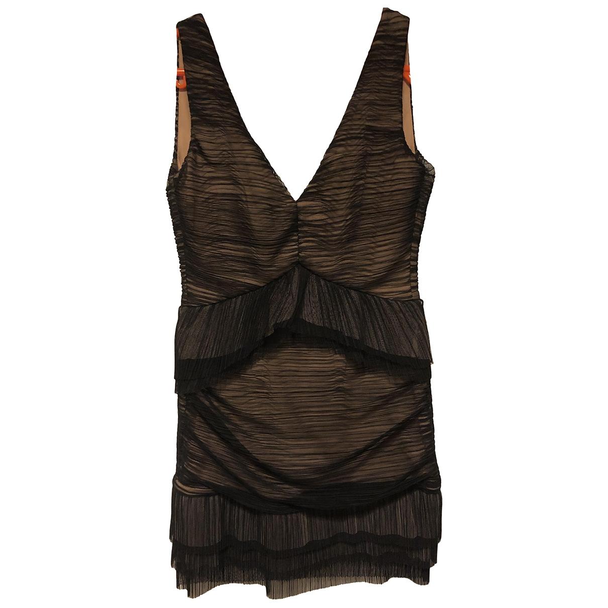 Bcbg Max Azria \N Black dress for Women 00 0-5