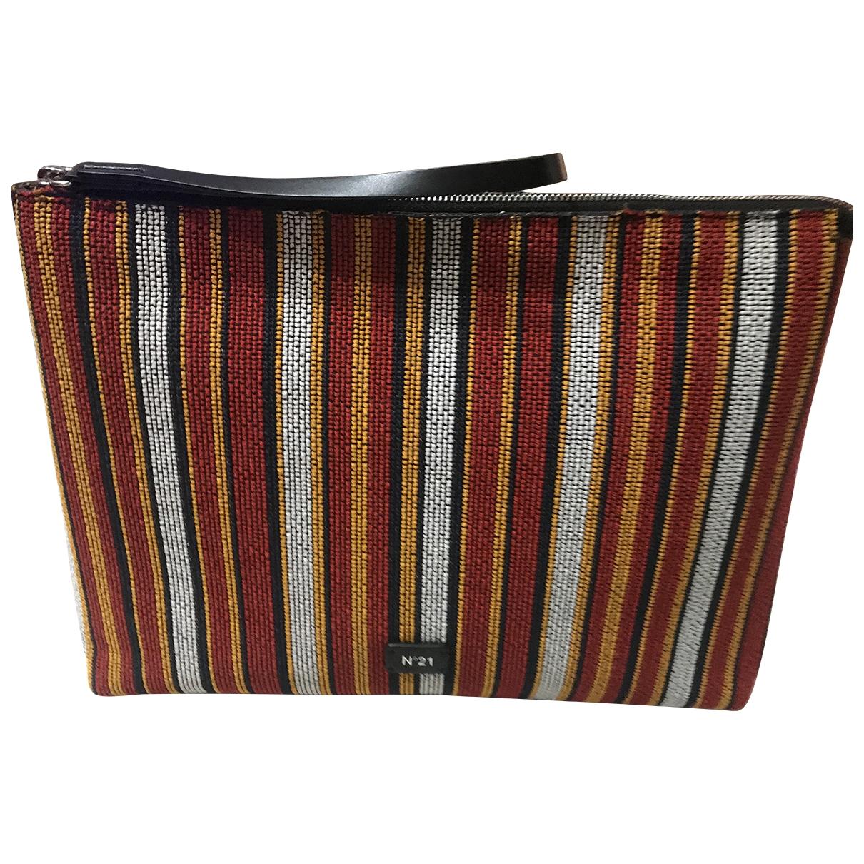 N°21 \N Multicolour Cloth Clutch bag for Women \N