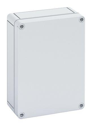 Spelsberg TK PS, Grey Polystyrene Enclosure, IP66, 63 x 180 x 130mm