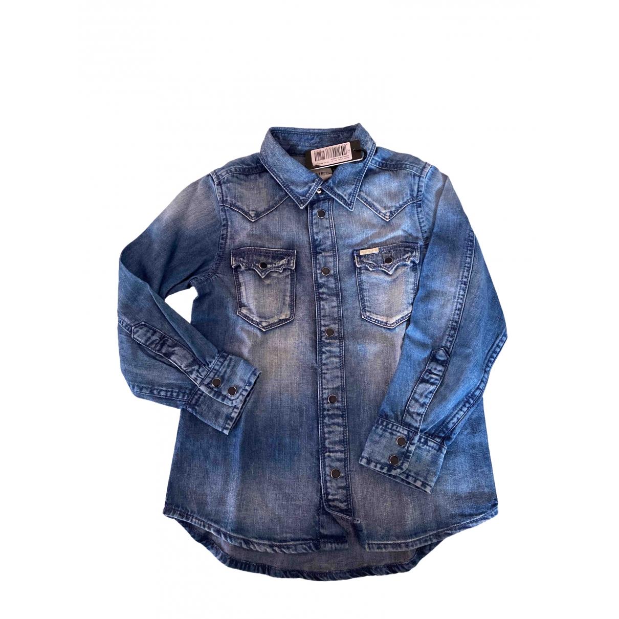 Diesel \N Blue Denim - Jeans  top for Kids 4 years - until 40 inches UK