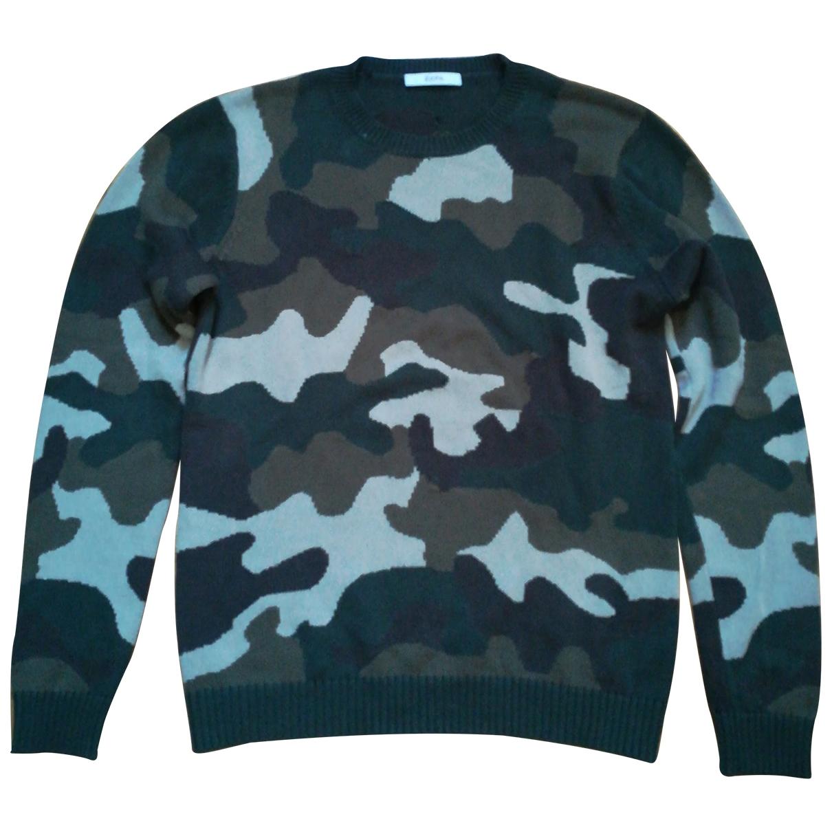 Zapa \N Khaki Cotton Knitwear & Sweatshirts for Men L International