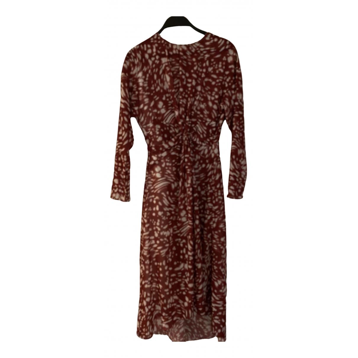 Maje - Robe   pour femme - multicolore