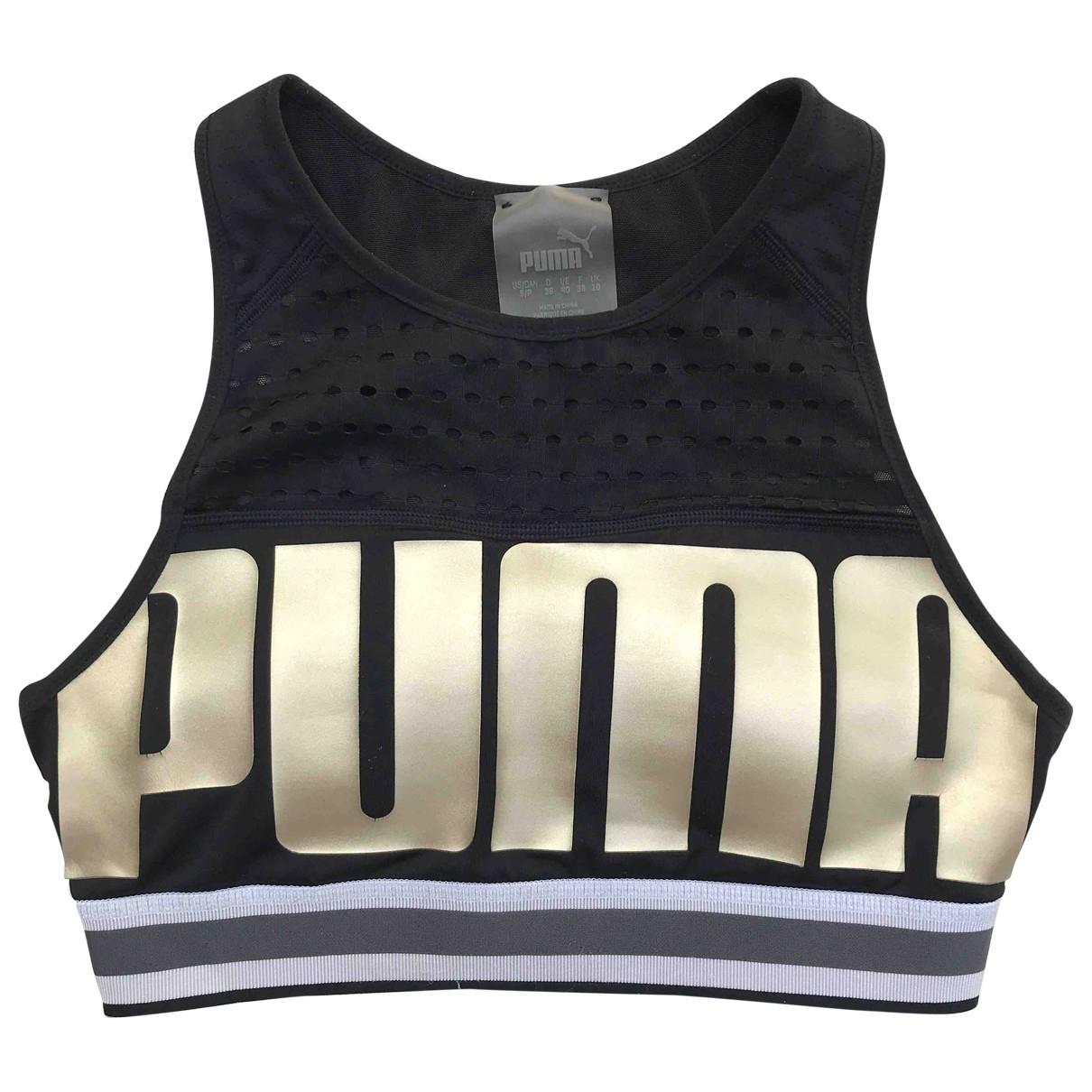 Puma - Top   pour femme - noir