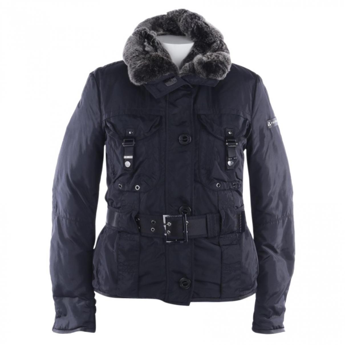Peuterey \N Blue jacket for Women 40 FR