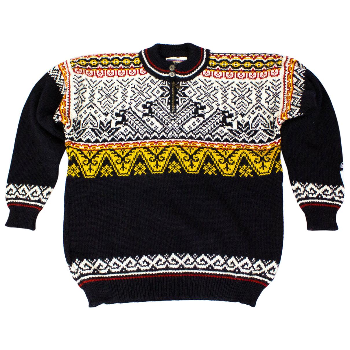 Autre Marque \N Pullover.Westen.Sweatshirts  in  Bunt Wolle