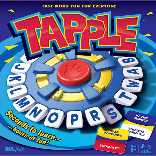 Tapple™ Fast Word Fun For Everyone Game By Usaopoly   Michaels®