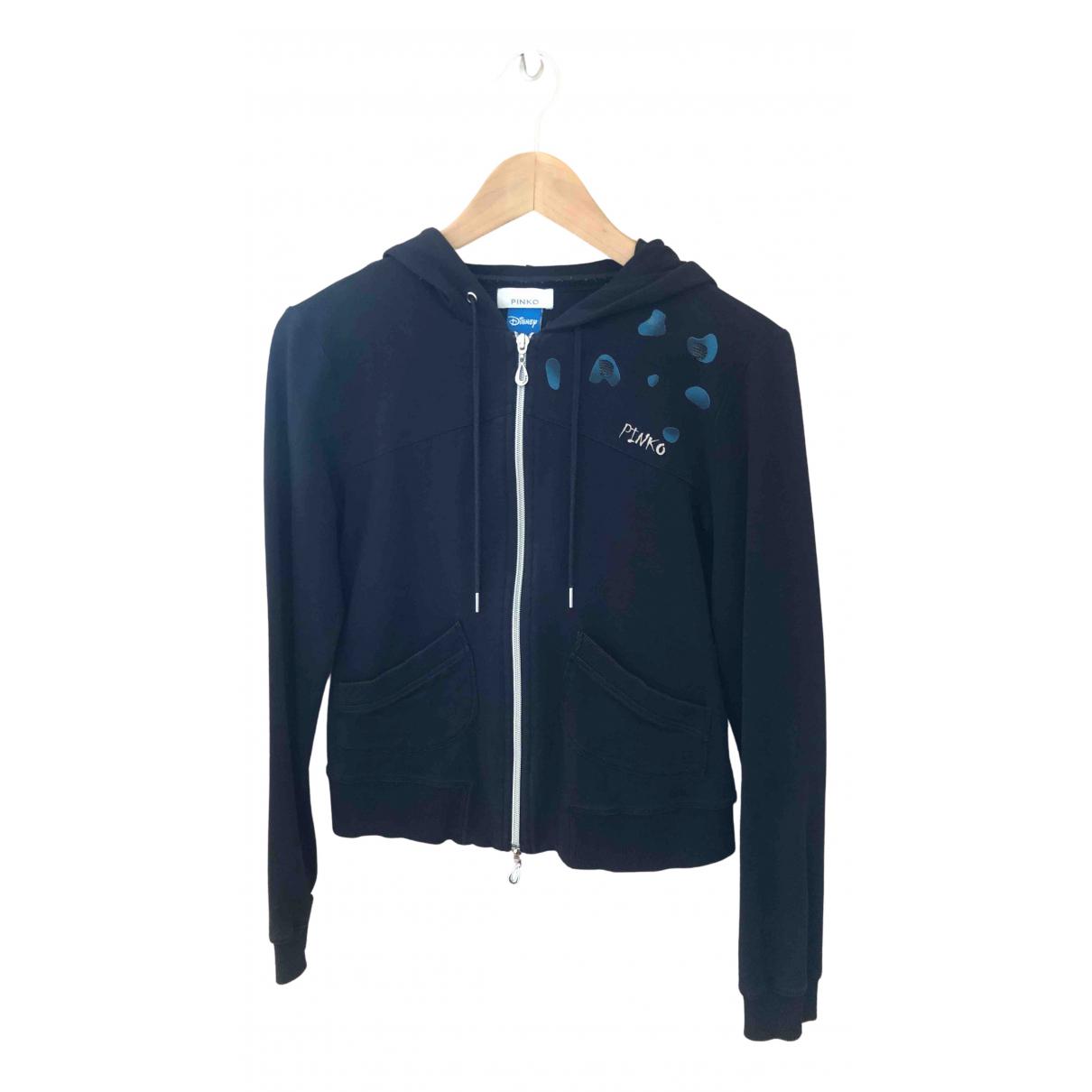 Pinko N Black Cotton jacket for Women S International