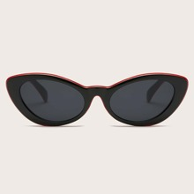 Gafas de sol de hombres de ojo de gato