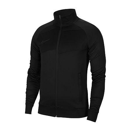 Nike Knit Lightweight Track Jacket, Small , Black