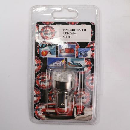 Power Products LED1157Y-CD - Led 1157 Amber 11 Leds
