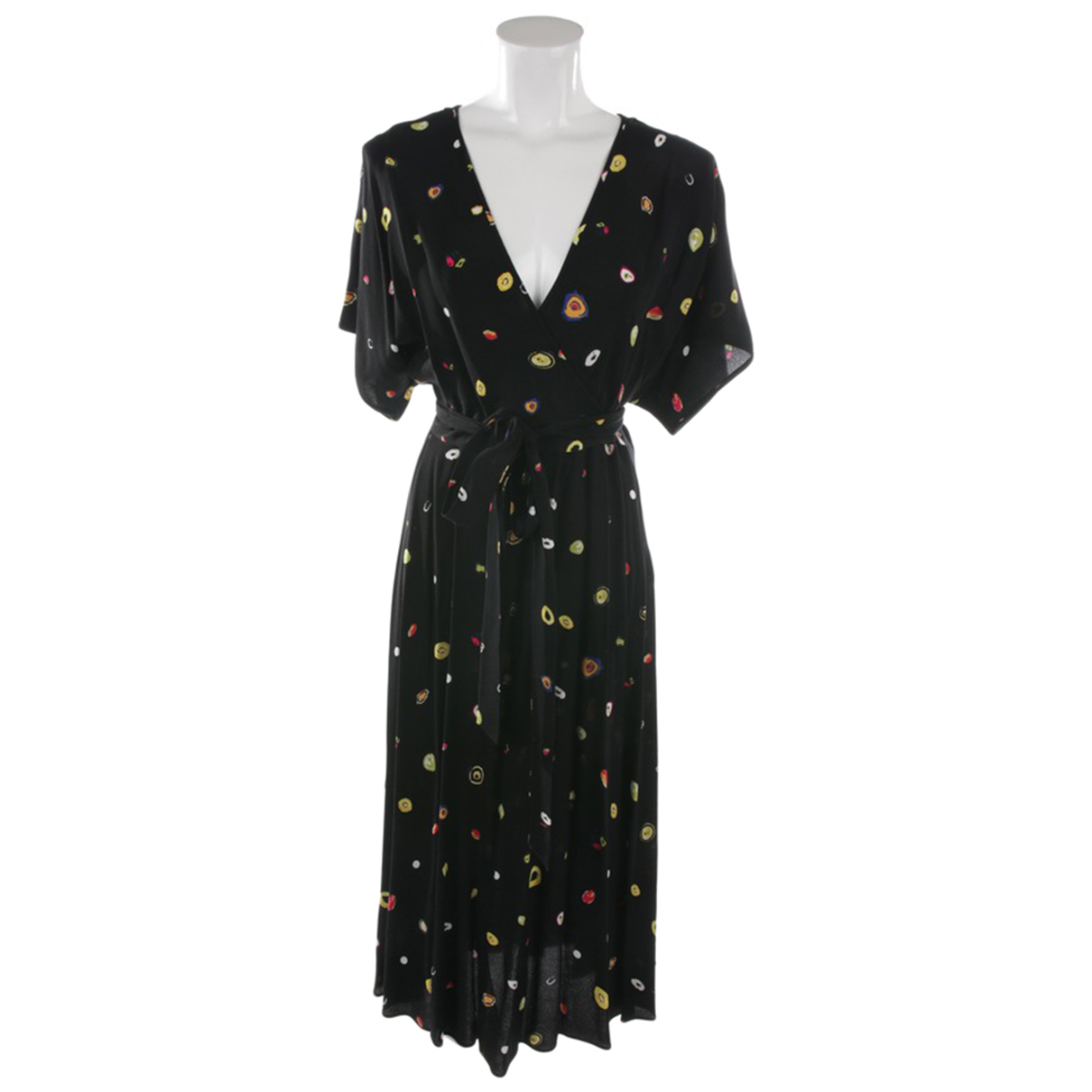 Diane Von Furstenberg N Black dress for Women 38 IT