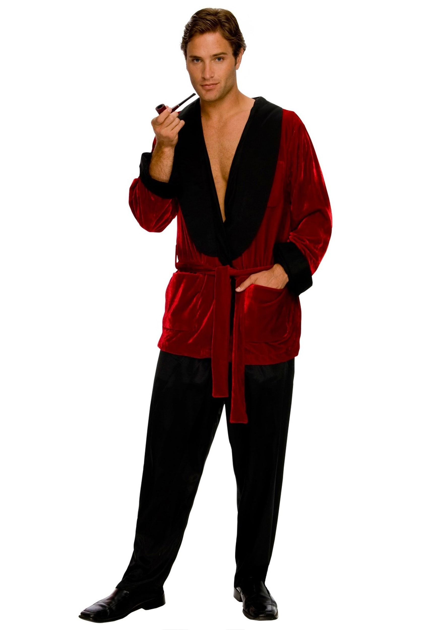 Smoking Playboy Jacket Costume