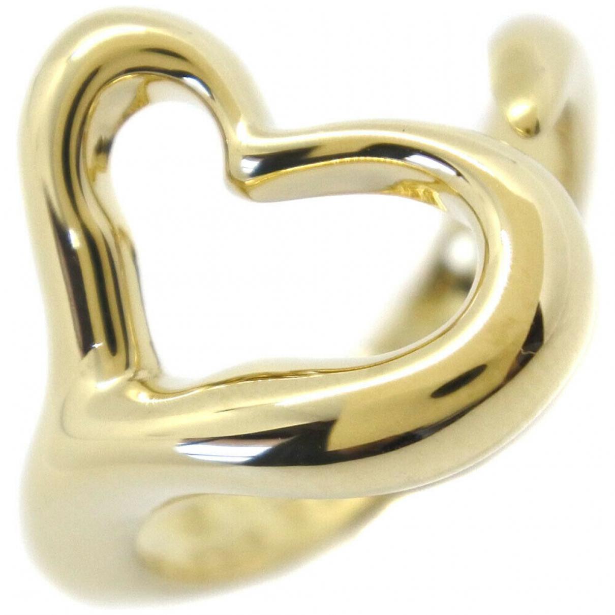 Anillo de Oro amarillo Tiffany & Co