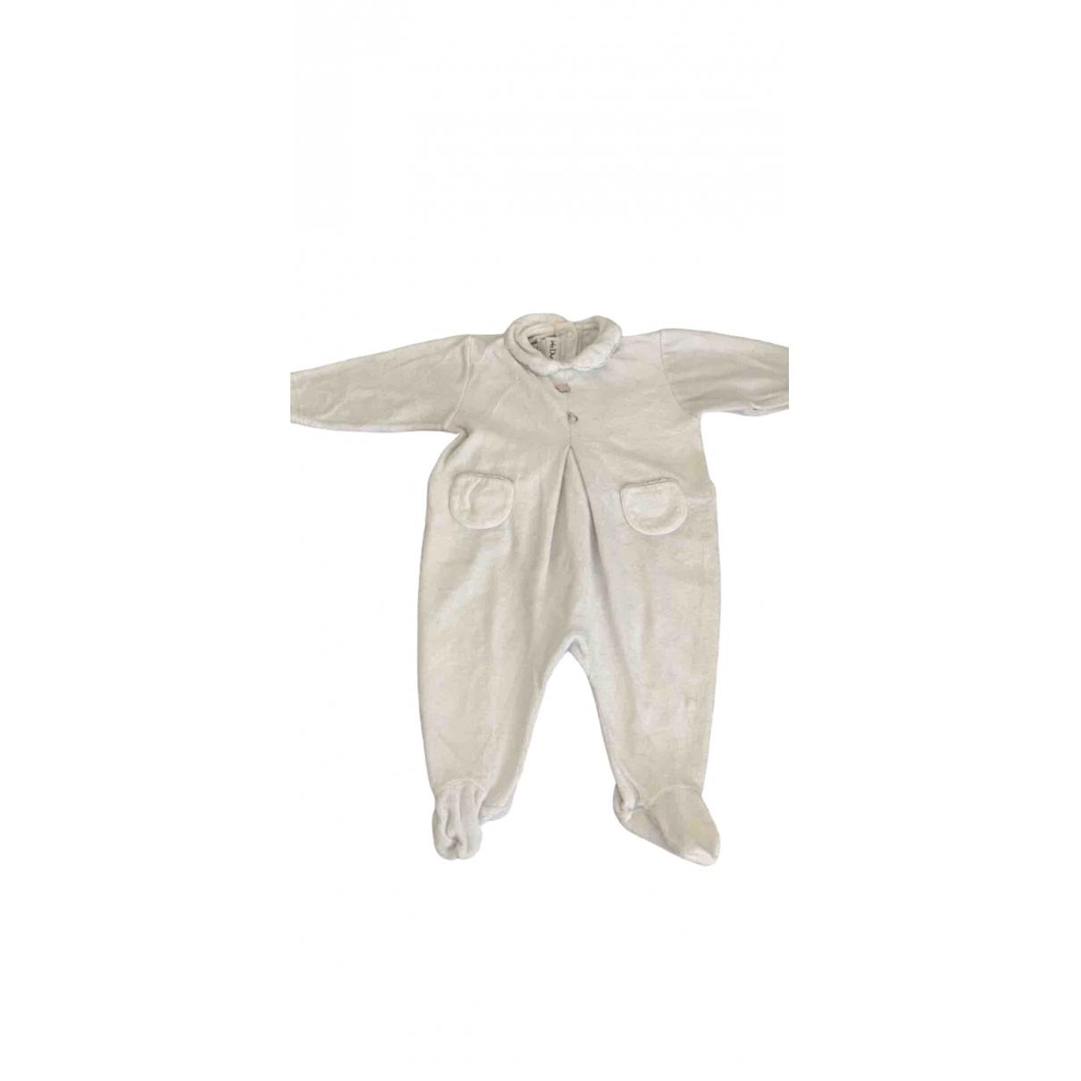 Baby Dior - Les ensembles   pour enfant en coton - blanc