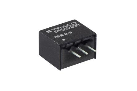TRACOPOWER Through Hole Switching Regulator, 5V dc Output Voltage, 6.5 → 32V dc Input Voltage, 500mA Output