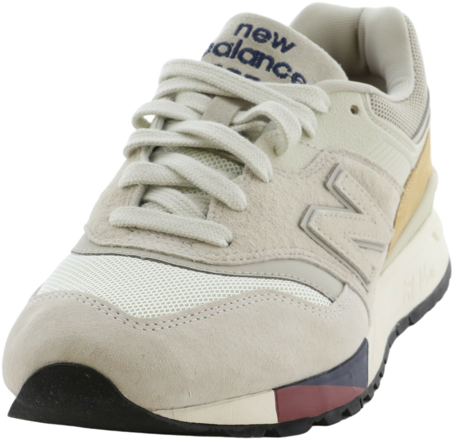 New Balance Men's Ml997 Hcb Mid-Top Leather Running - 9.5M