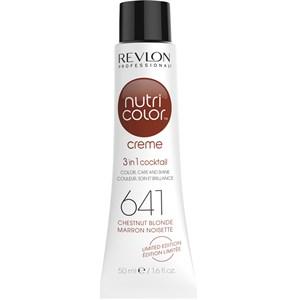 Revlon Professional Nutri Color Creme 641 Rubio oscuro castaño 50 ml