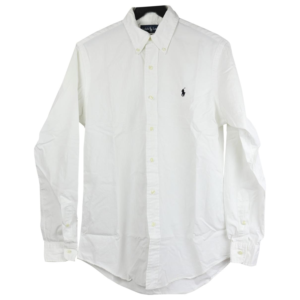Ralph Lauren \N Hemden in  Weiss Baumwolle