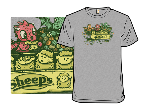 Sheeps T Shirt