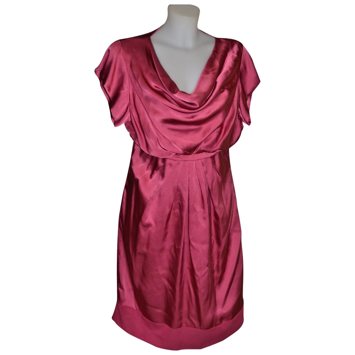 Valentino Garavani \N Silk dress for Women 44 IT