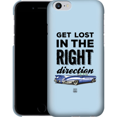 Apple iPhone 6 Plus Smartphone Huelle - ROUTE 66 Get Lost in the Right Direction von ROUTE 66