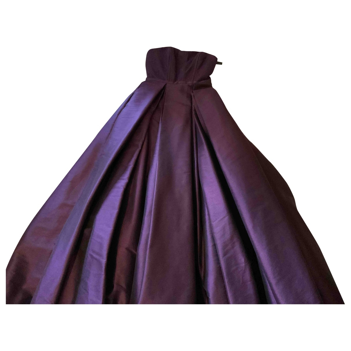 Monique Lhuillier \N Purple dress for Women 1 US