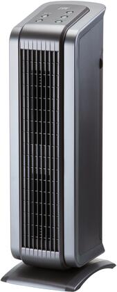 AC-2062G Tower Air Cleaner with HEPA Filter  VOC Filter  Ionizer  3 Fan Speed  Timer and ETL Certified in