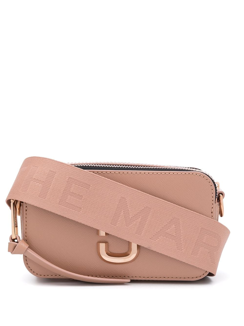 Snapshot Leather Crossbody Bag