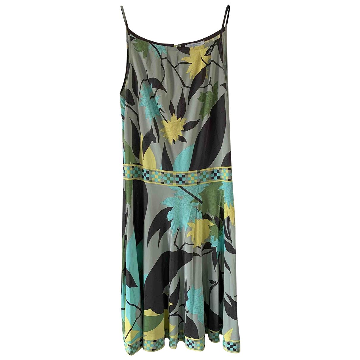 Emilio Pucci \N Multicolour dress for Women 42 IT