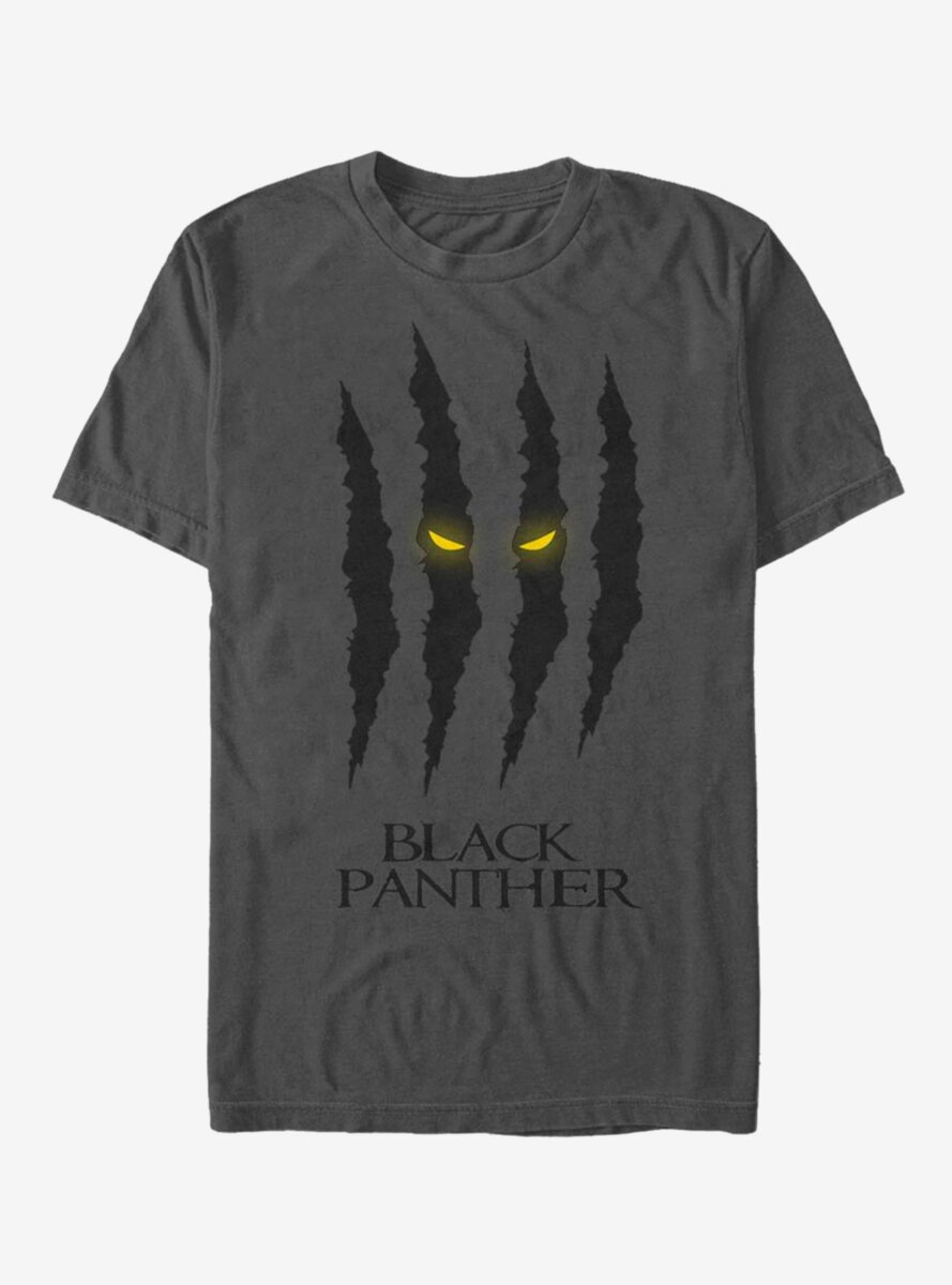 Marvel Black Panther Scratches T-Shirt
