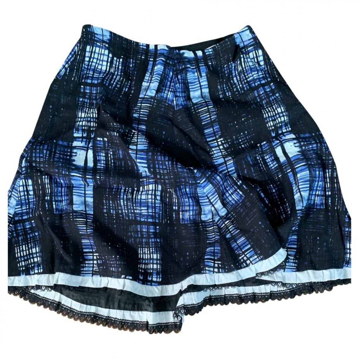 Prada \N Blue skirt for Women 44 IT