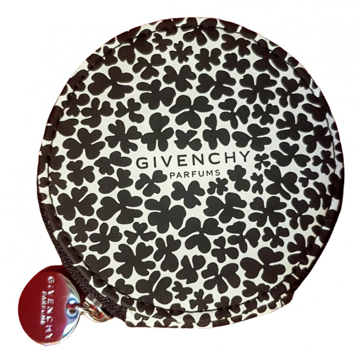 Givenchy \N Kleinlederwaren in  Weiss Leinen