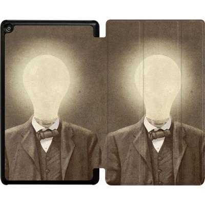 Amazon Fire HD 8 (2018) Tablet Smart Case - The Idea Man von Terry Fan