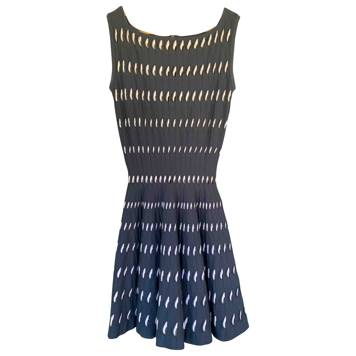 Alaïa \N Blue dress for Women 36 FR