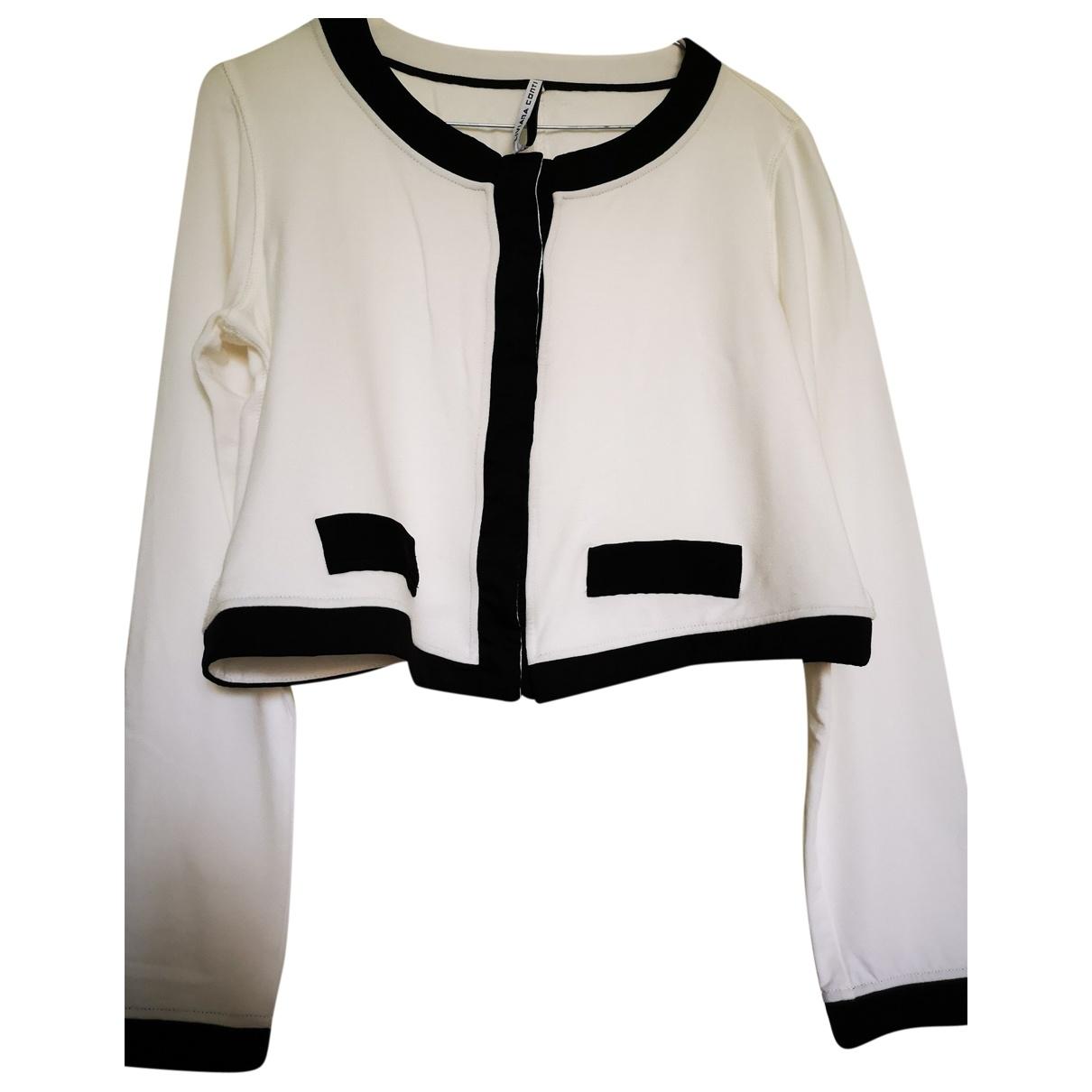 Liviana Conti \N White jumpsuit for Women M International