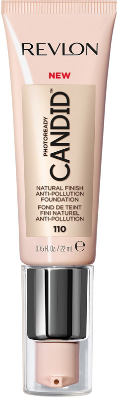 PhotoReady Candid Natural Finish Anti-Pollution Foundation - Porcelain 110