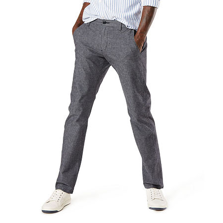 Dockers Men's Ultimate Chino With Smart 360 Flex Slim Fit, 31 30, Blue