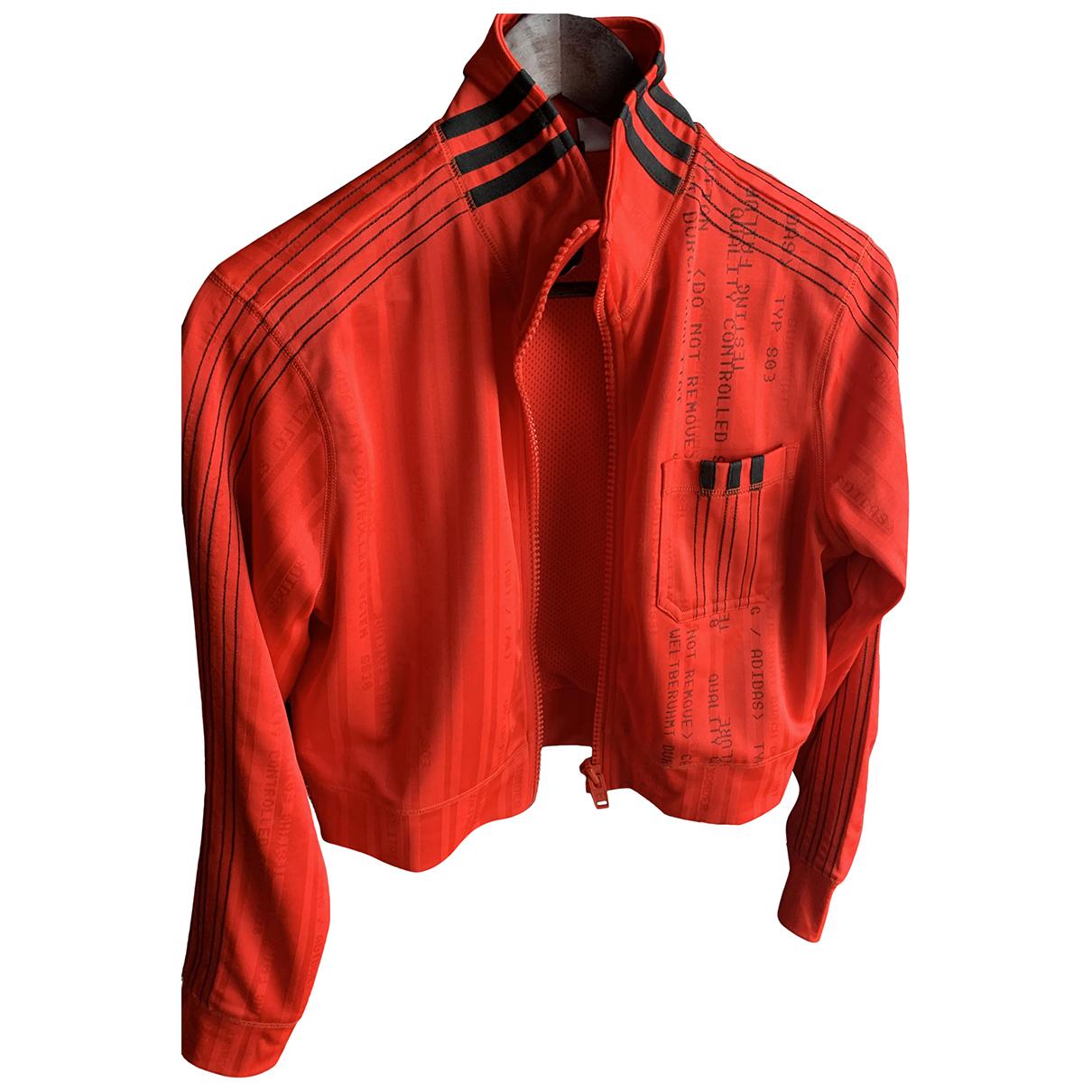 Adidas N Red Knitwear for Women 40 IT