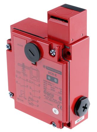 Telemecanique Sensors XCS-E Solenoid Interlock Switch Power to Unlock 24 V ac/dc